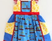 Super Mario Nintendo Girls Dress