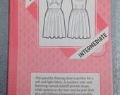 SALE Colette's Chantilly Dress Pattern - Sizes 0 to 18