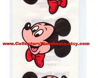 Disney Mickey Mouse Stickers by Mrs.Grossman 90's NIP