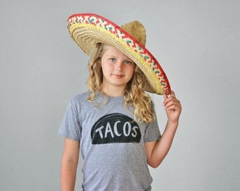 Taco Shirt, gift for kids, hipster shirt, urban kids taco tuesday graphic tee, taco graphic tee, modern child, boys girls clothes
