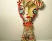 Handmade Art Doll ( Mimi Meringue)