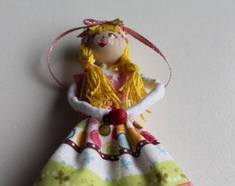 May Day Dolls