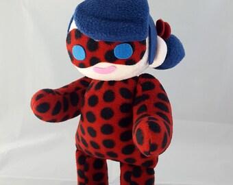 Cuddly Plush Little Bug