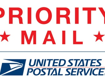 Upgrade to Small Flat Rate Priority Mail Shipping (USPS-SFR)
