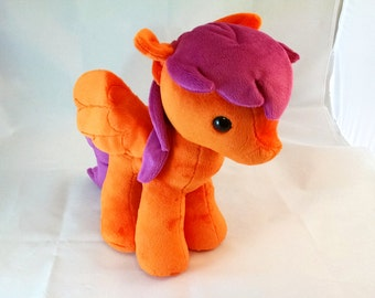 Scootaloo Plush - My Little Pony