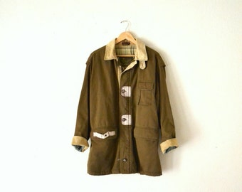 1960's Green Hunting/Cargo Jacket