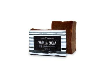 Vanilla Sugar Soap Bar (Vegan)