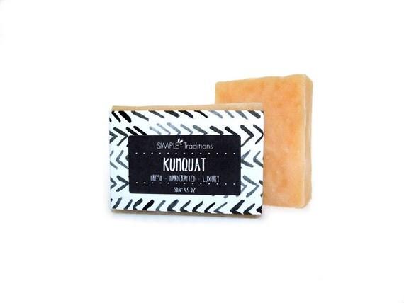 Kumquat Soap Bar Vegan