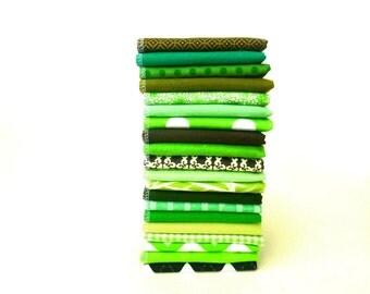 20 Green Everyday Napkins - Cloth Napkin - Reusable Paper Towels - Modern Unpaper Napkin - Cloth Paper Towel - Eco Friendly - 10 x 12 cb