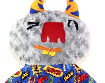 Oomph the Giant Monster Plush