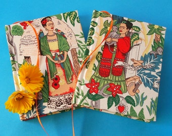 Frida Journal · Mini Frida Sketchbooks · Kahlo Diary · THE Gift for Artists · Frida Pocket Sketchbooks · Pocket Journal · I Love Mexico Book