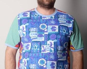 Extra Large Mens T Shirt Maherican Dream Series