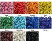 "16ga 5/16"" Rubber O-Rings Multi-Color Kit (1.7mm x 7.9mm)"