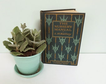 The Nursery Manual Edited by L.H. Bailey, a Book of Propagation and Nursery Practice ©1950