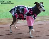 Sly Fox Fleece Dog Sweater - Italian Greyhound