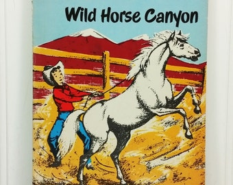 Star of Wild Horse Canyon by Clyde Robert Bulla, 1967 Scholastic 8th Printing