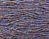 8/0 Matte Autumn Harvest Czech Glass Seed Bead Strand (CW53)