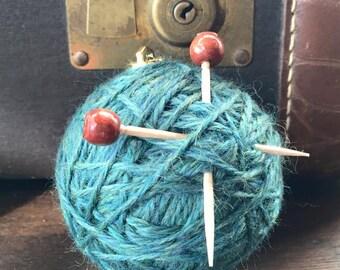 Holiday Knitting Ornaments