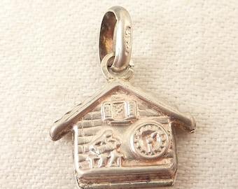 Vintage Sterling Cottage Charm