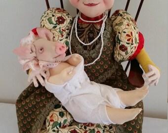 The Duchess, Alice in Wonderland collection