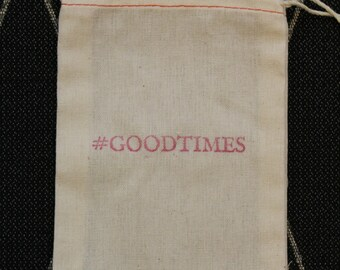 GOODTIMES: Favor Bag for Weddings, Events, Parties