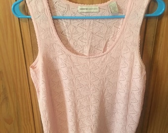 Vintage Pink Shell 1960s