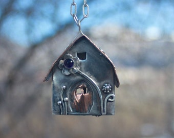 Faerie Cottage necklace