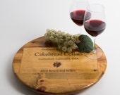 Wine Barrel Furniture And Genuine Wine Crate By