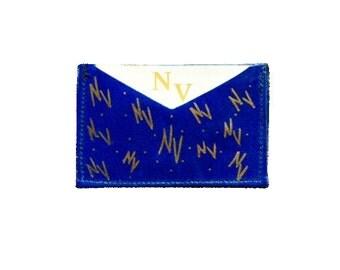 NV Blue Cardholder