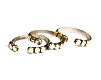 Bogart Triple Ring Set