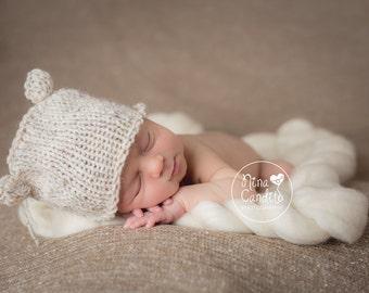 Newborn Hat Boy, Newborn Photo Prop Boy, Newborn Boy Hat, Newborn Photography Prop, Newborn Props Boy, Newborn Beanie Boy, Knit Newborn Hat