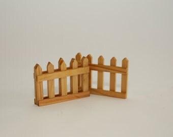 Mini Wooden Fences