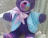 Custom bear for kjones