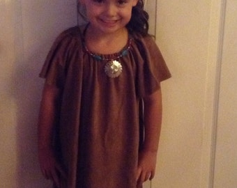 Girls Indian Costume made to order