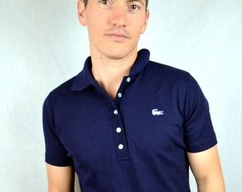 Vintage Haymaker Blue Polo Shirt