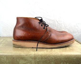 Vintage Red Wing Shoes Men's - Size 9 D