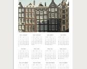 2016 Wall Calendar - I Amsterdam Photography