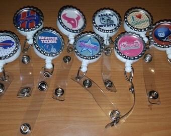 NFL Badge Holders