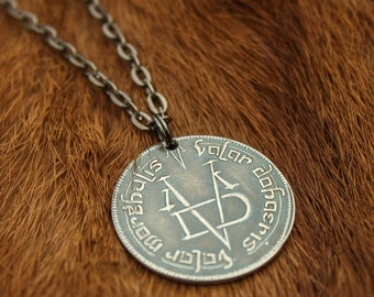 Valar Morghulis Necklace, Game of Thrones Pendant