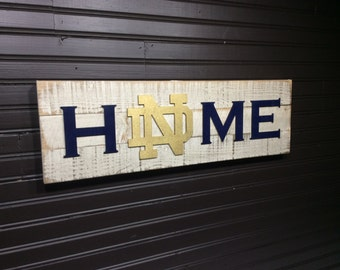 """Shop """"notre dame fighting irish"""" in Home & Living"""