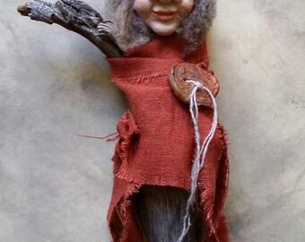 Ida - Spirit Doll - Assemblage Doll