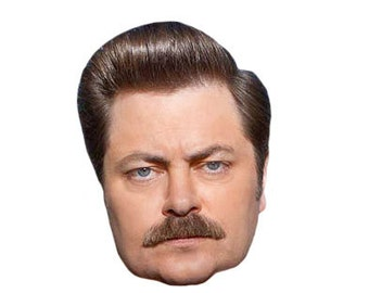 Ron Swanson Babe Magnet