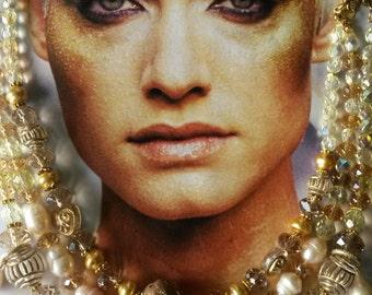 GRETA GARBO necklace