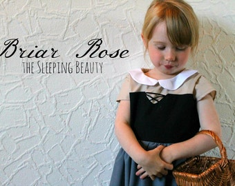Briar Rose (The Sleeping Beauty) Disney Inspired dress