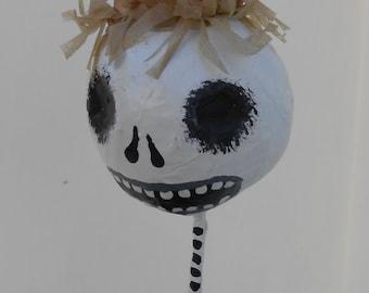 Mixed Media Art Doll