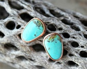 Reserved Listing - Del Sol - Arizona Turquoise Posts