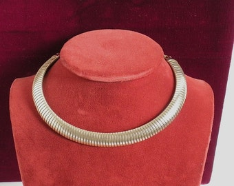 Free Shipping Sarah Coventry Egyptian Choker, Vintage