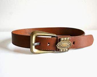 Brass Moroccan Belt