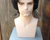 Aladdin Park Style Theatrical Street Rat Wig and Hat Screen Quality Custom Couture Styled
