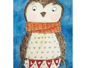 ORIGINAL Owlie LOVE 2
